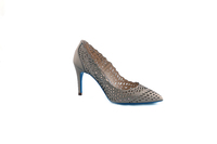 Туфли женские марки LoriBlu (7287) бронза